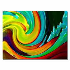 "<strong>Trademark Fine Art</strong> ""Crashing Wave"" Canvas Art"