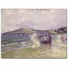 "<strong>Trademark Fine Art</strong> ""Lady's Cove Wales, 1897"" Canvas Art"