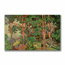 "<strong>Trademark Fine Art</strong> ""Fauve Landscape"" Canvas Art"