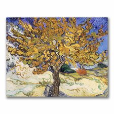 "<strong>Trademark Fine Art</strong> ""Mulberry Tree, 1889"" Canvas Art"