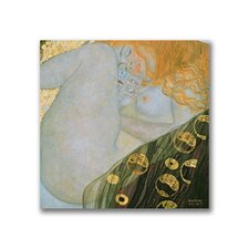 """Danae, 1907-08"" Canvas Art"