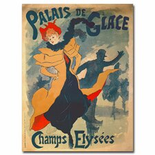 "<strong>Trademark Fine Art</strong> ""Palais De Glace Dan's"" Canvas Art"