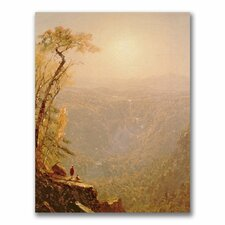 "<strong>Trademark Fine Art</strong> ""Kauterskill Clove, in the Catskills"" Canvas Art"