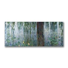 """WaterLillies, Morning"" Canvas Art"