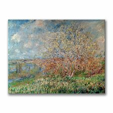 """Spring, 1880"" Canvas Art"