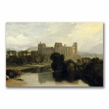 "<strong>Trademark Fine Art</strong> ""Cockermouth Castle"" Canvas Art"