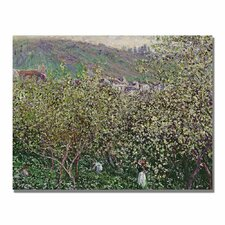 "<strong>Trademark Fine Art</strong> ""Fruit Pickers"" Canvas Art"