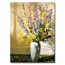 "<strong>Trademark Fine Art</strong> ""Bouquet Impressions"" Canvas Art"