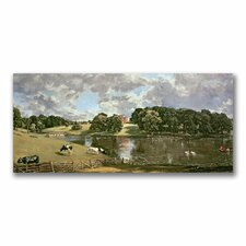 "<strong>Trademark Fine Art</strong> ""Wivenhoe Park, Essex"" Canvas Art"