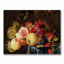 "<strong>Trademark Fine Art</strong> ""Still Life II"" Canvas Art"