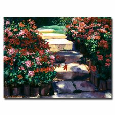 "<strong>Trademark Fine Art</strong> ""Welcome to My Garden"" Canvas Art"