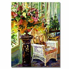 <strong>Trademark Fine Art</strong> 'Sun Room' Canvas Art
