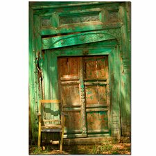 """Temple Door"" by Aiana Photographic Print on Canvas"