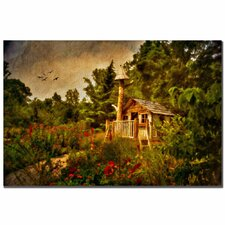<strong>Trademark Fine Art</strong> 'The Shire' Canvas Art