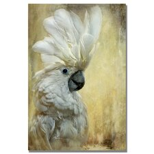 <strong>Trademark Fine Art</strong> 'Cocktoo' Canvas Art