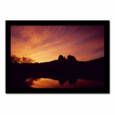 <strong>Trademark Fine Art</strong> 'Sedona Sunrise' Canvas Art