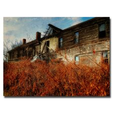 <strong>Trademark Fine Art</strong> 'Forgotten Hotel' Canvas Art