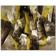 <strong>Trademark Fine Art</strong> 'Abstract' Canvas Art