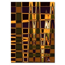 <strong>Trademark Fine Art</strong> 'Abstract IV' Canvas Art