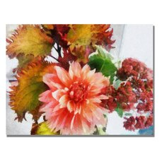 <strong>Trademark Fine Art</strong> 'Autumn Joy' Canvas Art