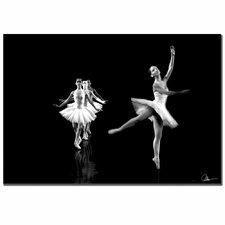 <strong>Trademark Fine Art</strong> 'Ballet' Canvas Art