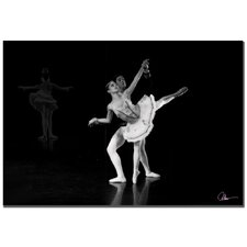 <strong>Trademark Fine Art</strong> 'Dancers II' Canvas Art