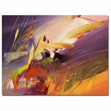 <strong>Trademark Fine Art</strong> 'Midnight' Canvas Art