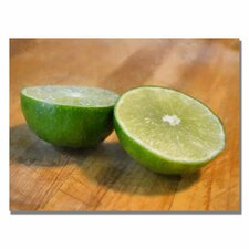 <strong>Trademark Fine Art</strong> 'Limes' Canvas Art