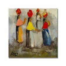 <strong>Trademark Fine Art</strong> 'Boyer Paso Andino' Canvas Art