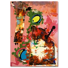 <strong>Trademark Fine Art</strong> 'Urban Collage III' Canvas Art