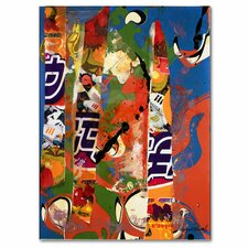 <strong>Trademark Fine Art</strong> 'Japan I' Canvas Art