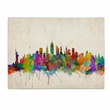 <strong>Trademark Fine Art</strong> 'New York Skyline' Canvas Art