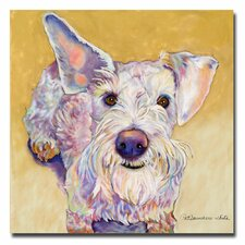 <strong>Trademark Fine Art</strong> 'Scooter' Canvas Art