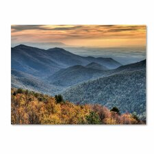 <strong>Trademark Fine Art</strong> 'Shenandoah Autumn' Canvas Art