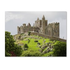 'Rock of Cashel Ireland' Canvas Art