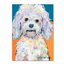 <strong>Trademark Fine Art</strong> 'Lulu' Canvas Art