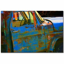 <strong>Trademark Fine Art</strong> 'Old Truck III' Canvas Art