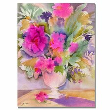 <strong>Trademark Fine Art</strong> 'Traditional Bouquet' Canvas Art