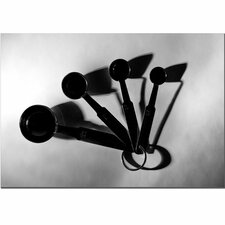 <strong>Trademark Fine Art</strong> 'Measuring Spoons' Canvas Art