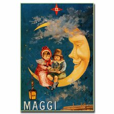 <strong>Trademark Fine Art</strong> 'Maggi Vintage' Canvas Art