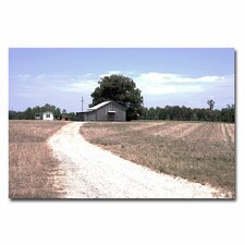 <strong>Trademark Fine Art</strong> 'The Farm' Canvas Art