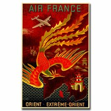 <strong>Trademark Fine Art</strong> 'Air France Orient Extreme' Canvas Art