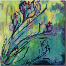 <strong>Trademark Fine Art</strong> 'Crocus' Canvas Art