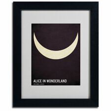 "<strong>Trademark Fine Art</strong> ""Alice in Wonderland"" Framed Art"