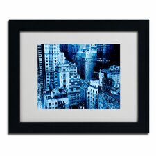 "<strong>Trademark Fine Art</strong> ""Upper West Side"" Framed Art"