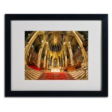 """""""St. Patrick's"""" by CATeyes Framed Photographic Print"""