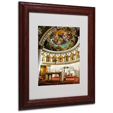 "<strong>Trademark Fine Art</strong> ""St. Leonard's 2"" Matted Framed Art"