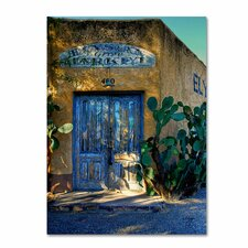 "<strong>Trademark Fine Art</strong> ""Elysian Grove Market"" Canvas Art"