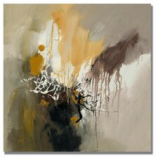 'Abstract I' by Rio Painting Print on Canvas