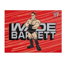 WWE Wade Barrett Kids Canvas Art